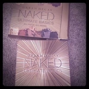 Urban decay naked plait